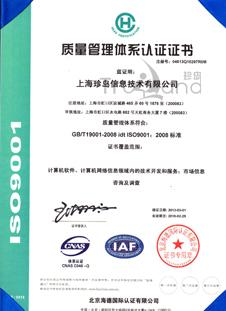 ISO质量管理系统中文版